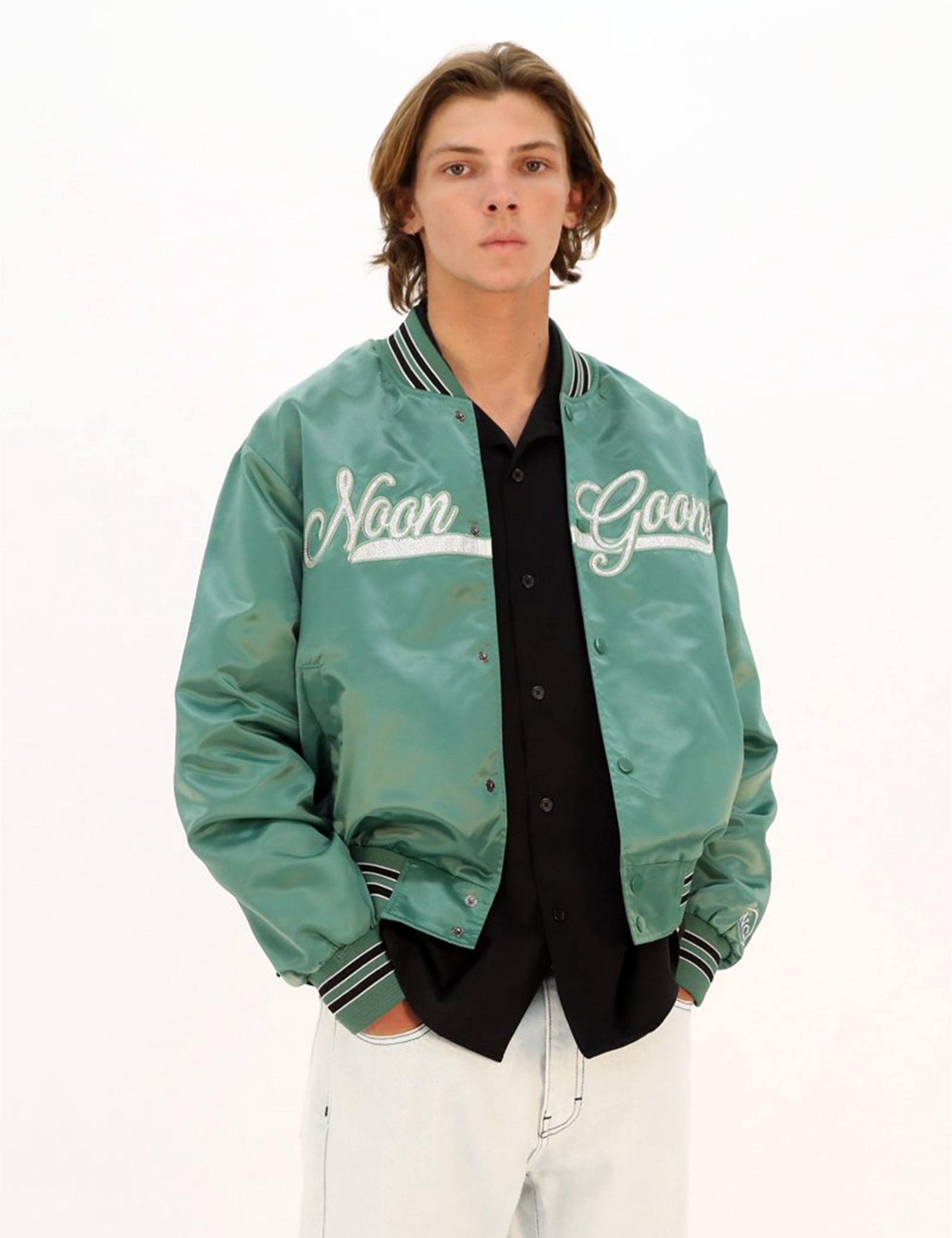 ELYSIAN JACKET_FIR GREEN
