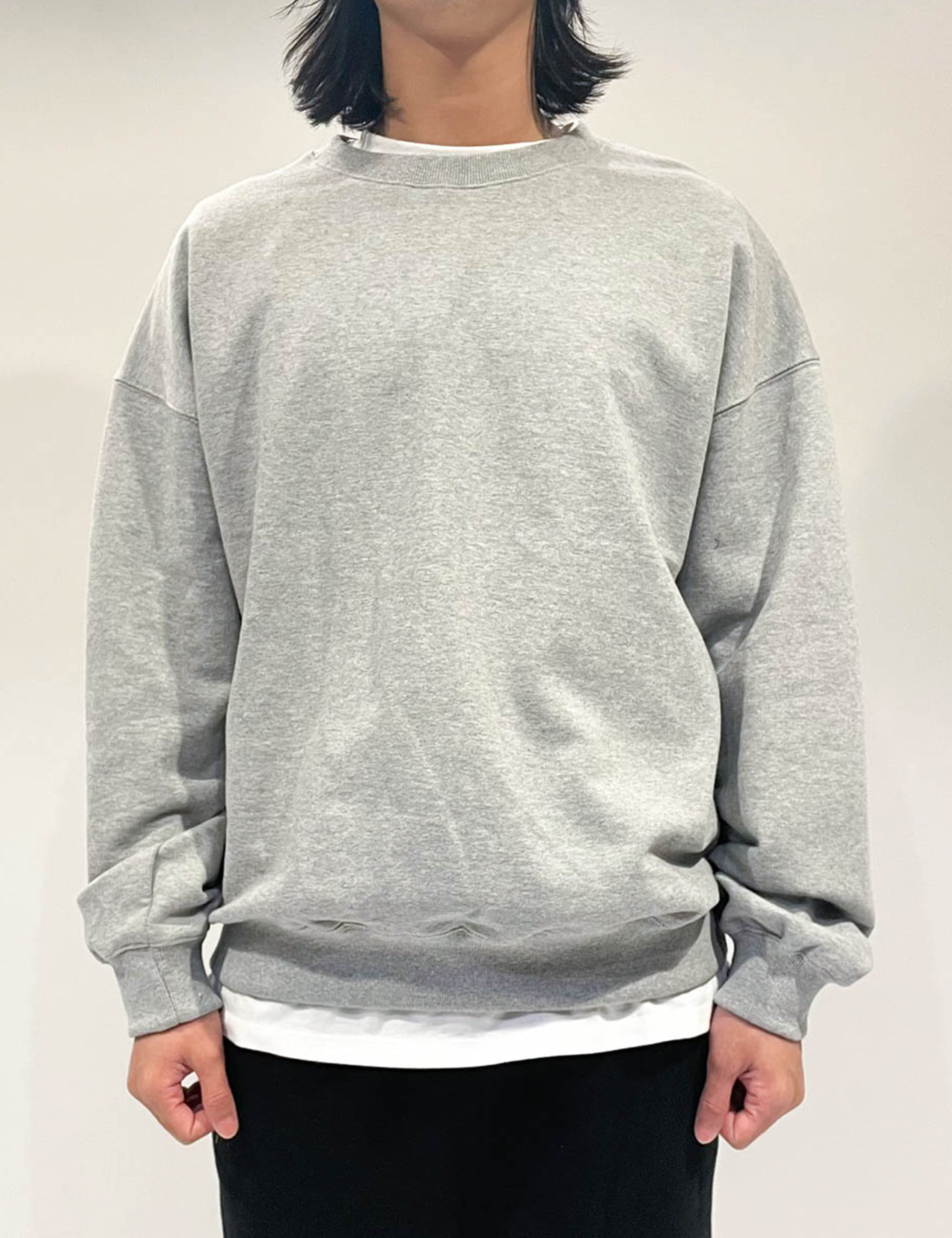 STANDARD SWEAT SHIRT _GRAY