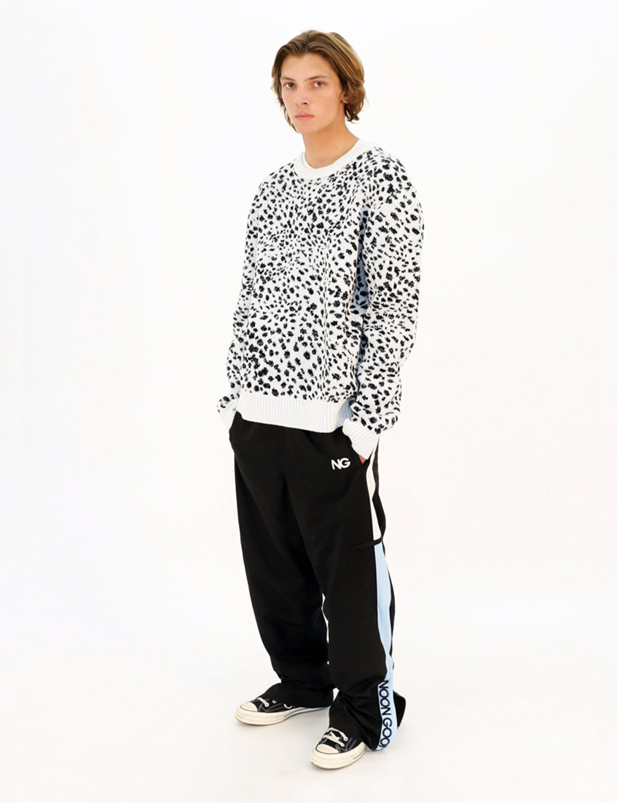 SCHOOLYARDS TRACKPANT_BLACK