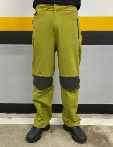 SCHOELLER®-DYNAMIC PROTOTYPE Ⅱ PANT_GREEN