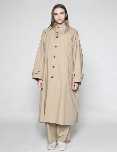 TC TRENCH_BEIGE