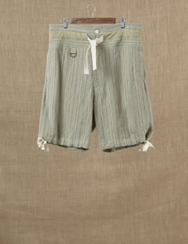 PULLCORD SHORTS_KHAKI