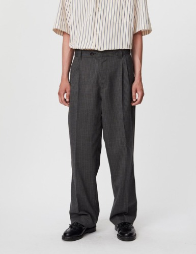 CLASSIC TROUSERS_GREY ST