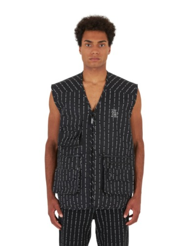 MESSINA VEST_BLACK
