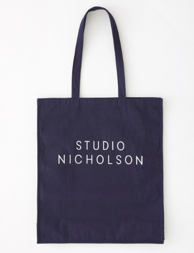 THE LARGE TOTE_DARK NAVY
