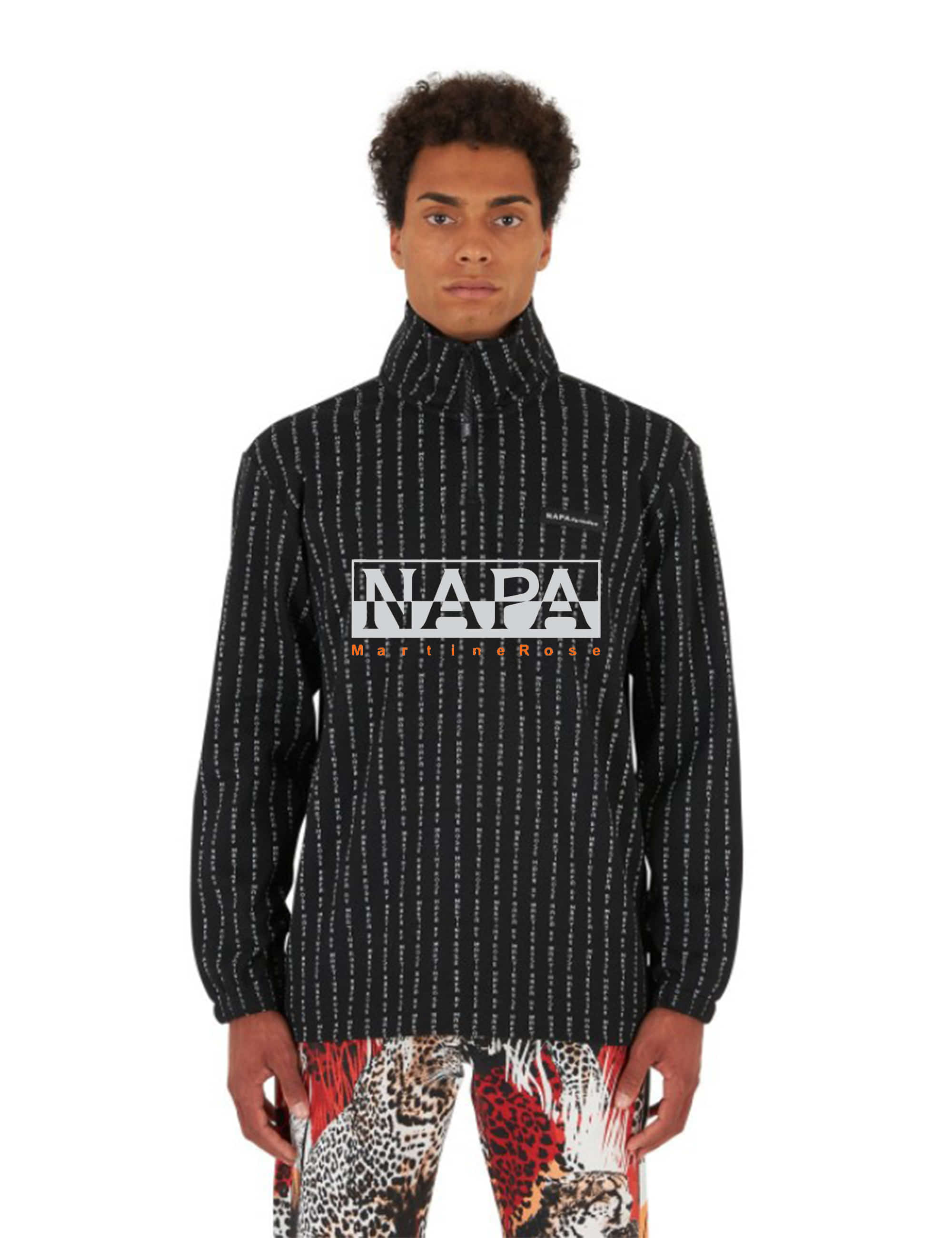 NAPA BY MARTINE ROSE SS21 LOOKBOOK
