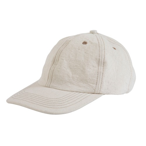 CANVAS CAP_OFF WHITE