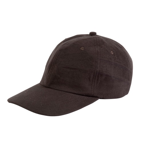 CANVAS CAP_BROWN