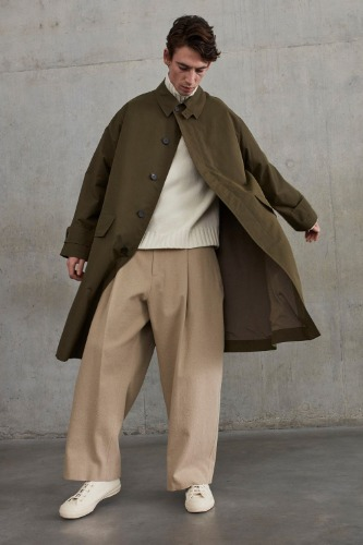 Studio Nicholson AW19 LOOKBOOK