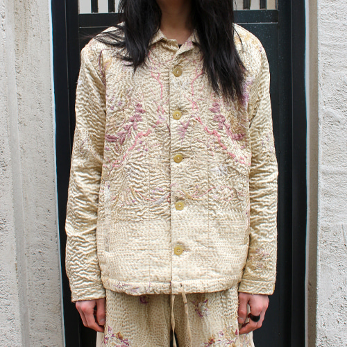 JONO JACKET_SILK