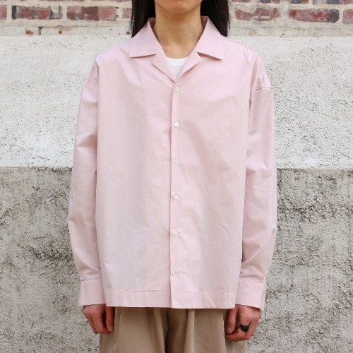 OVER SHIRTS_PINK
