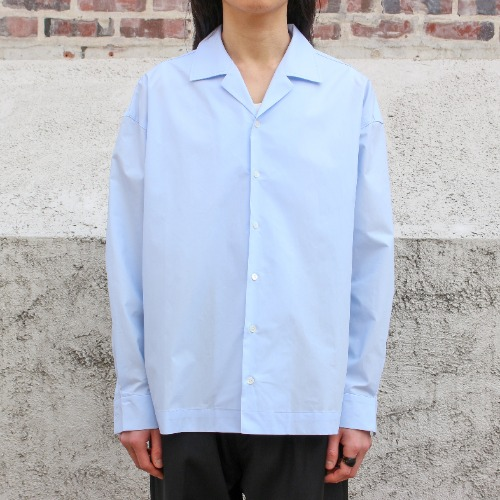 OVER SHIRTS_BLUE