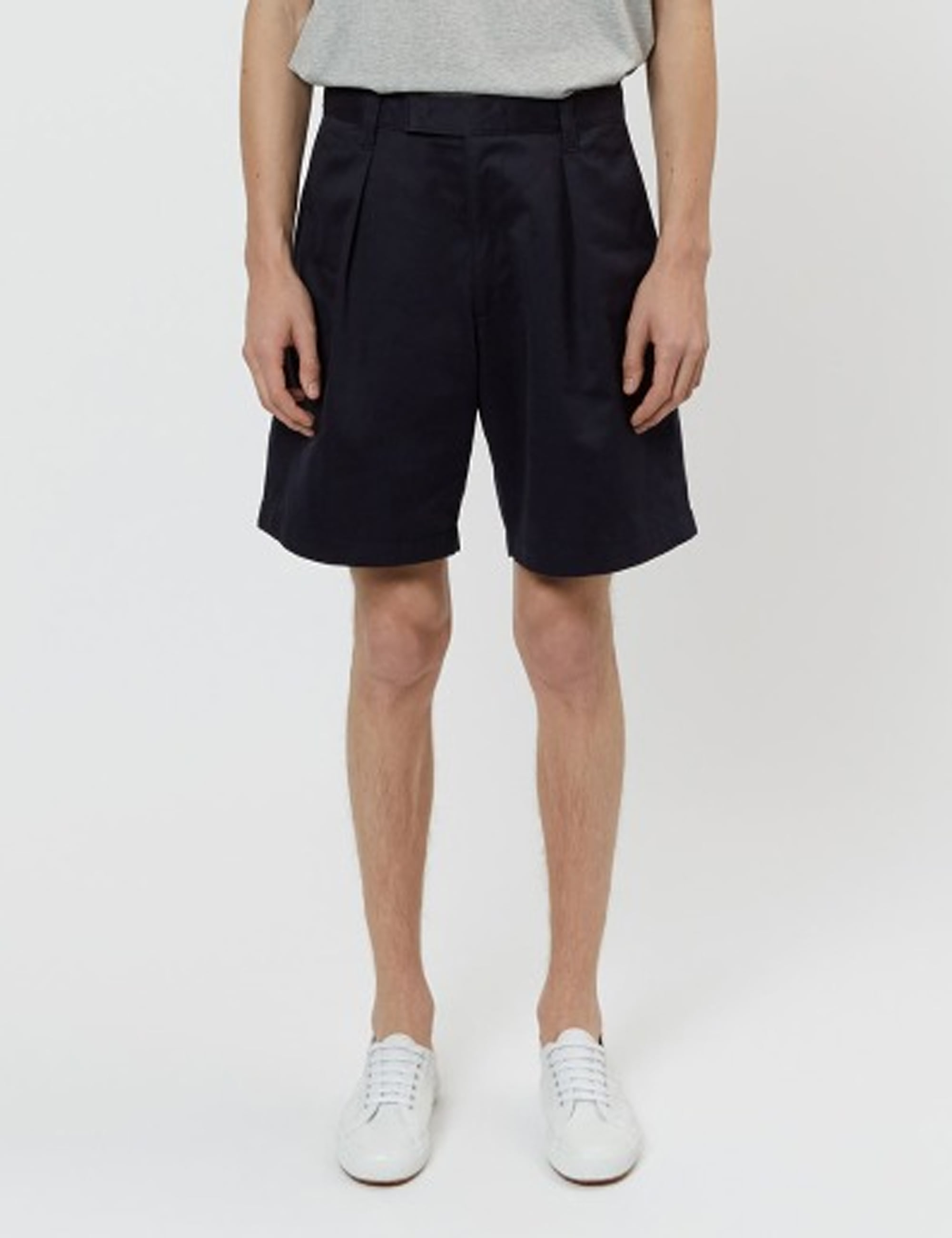 CORE NAVAL SHORTS_NAVY