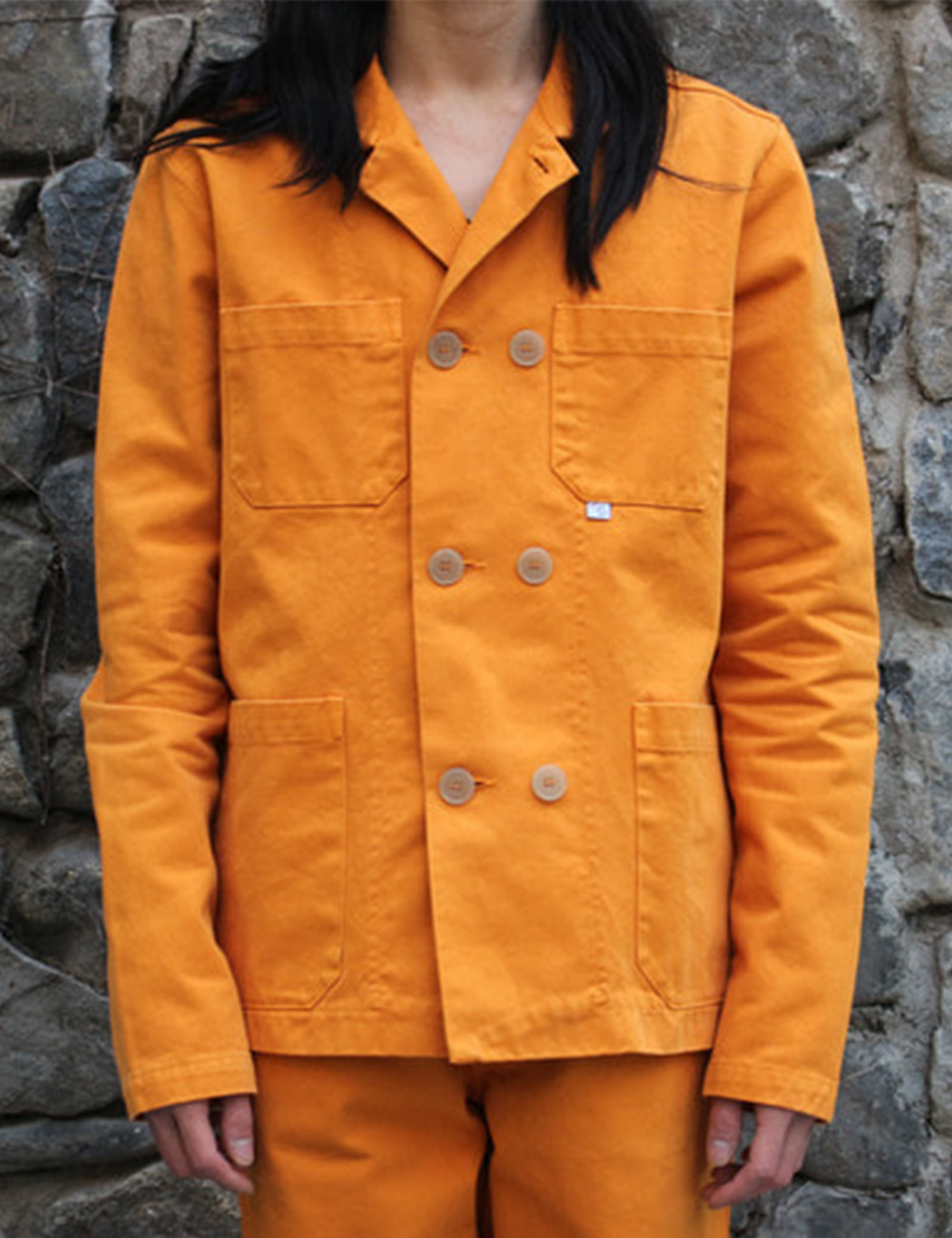 THE CLASSIC BONNE SUITS_ORANGE