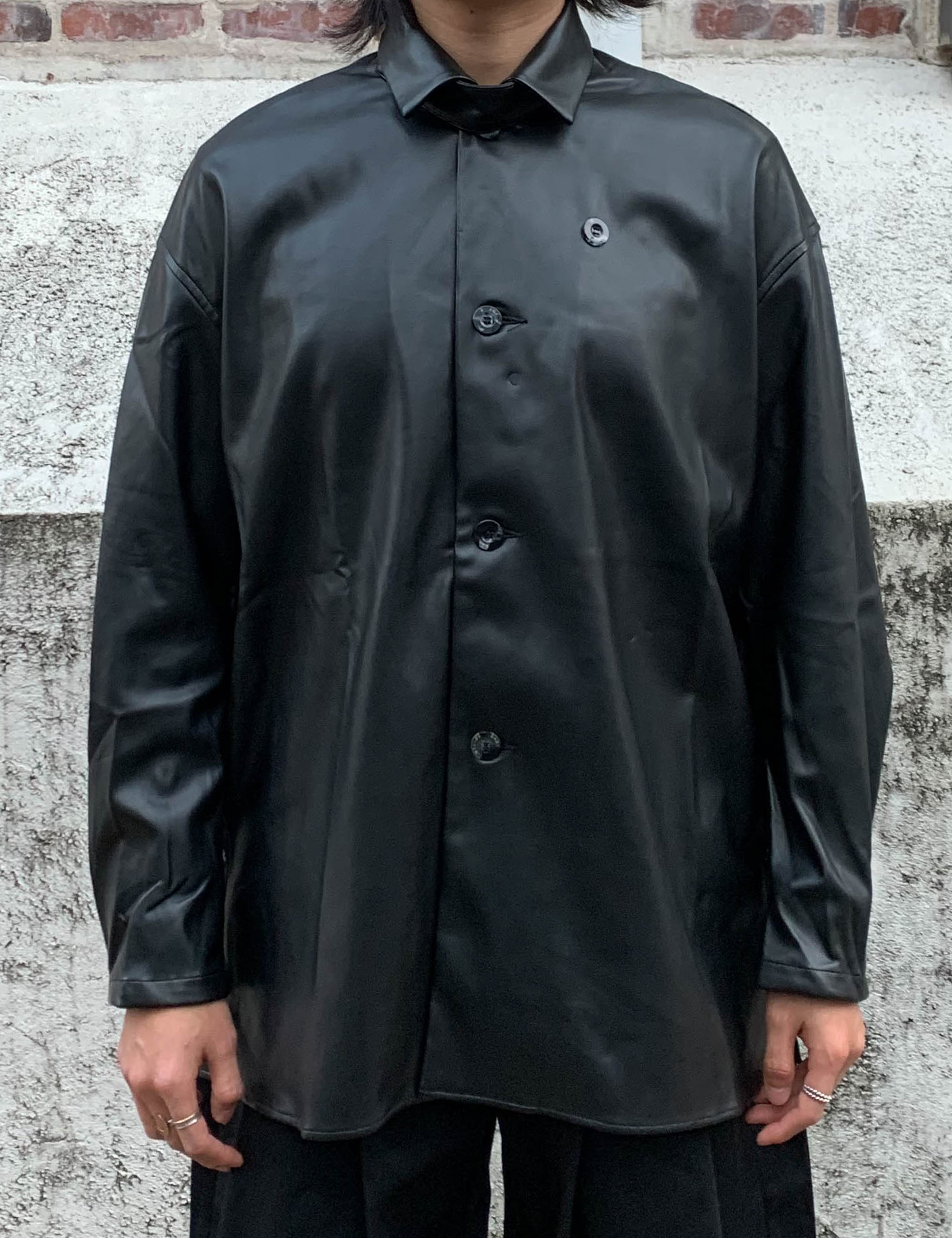 MAC SHIRT_BLACK