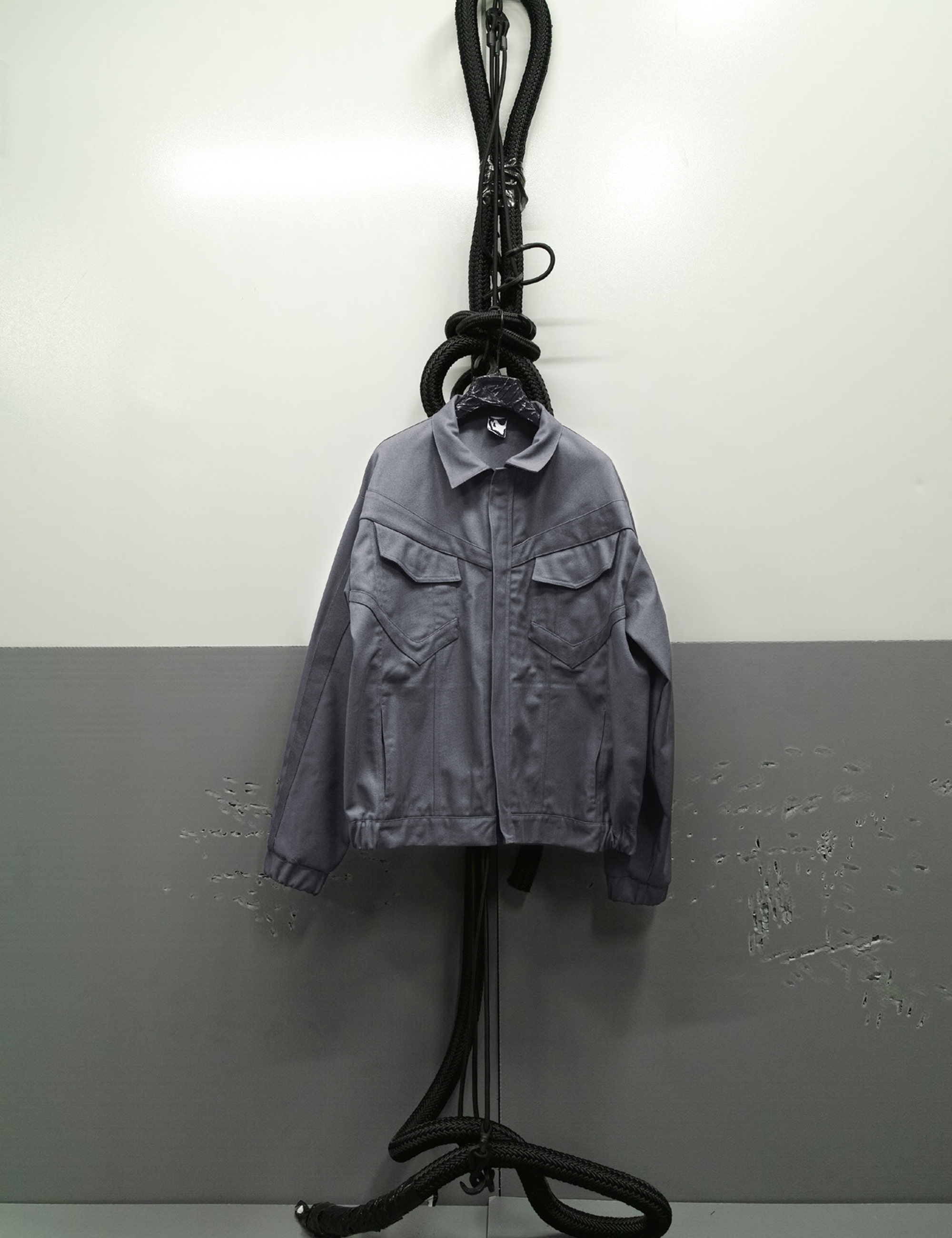 AR PROBAN_SHELL_JACKET_CONVOY GREY