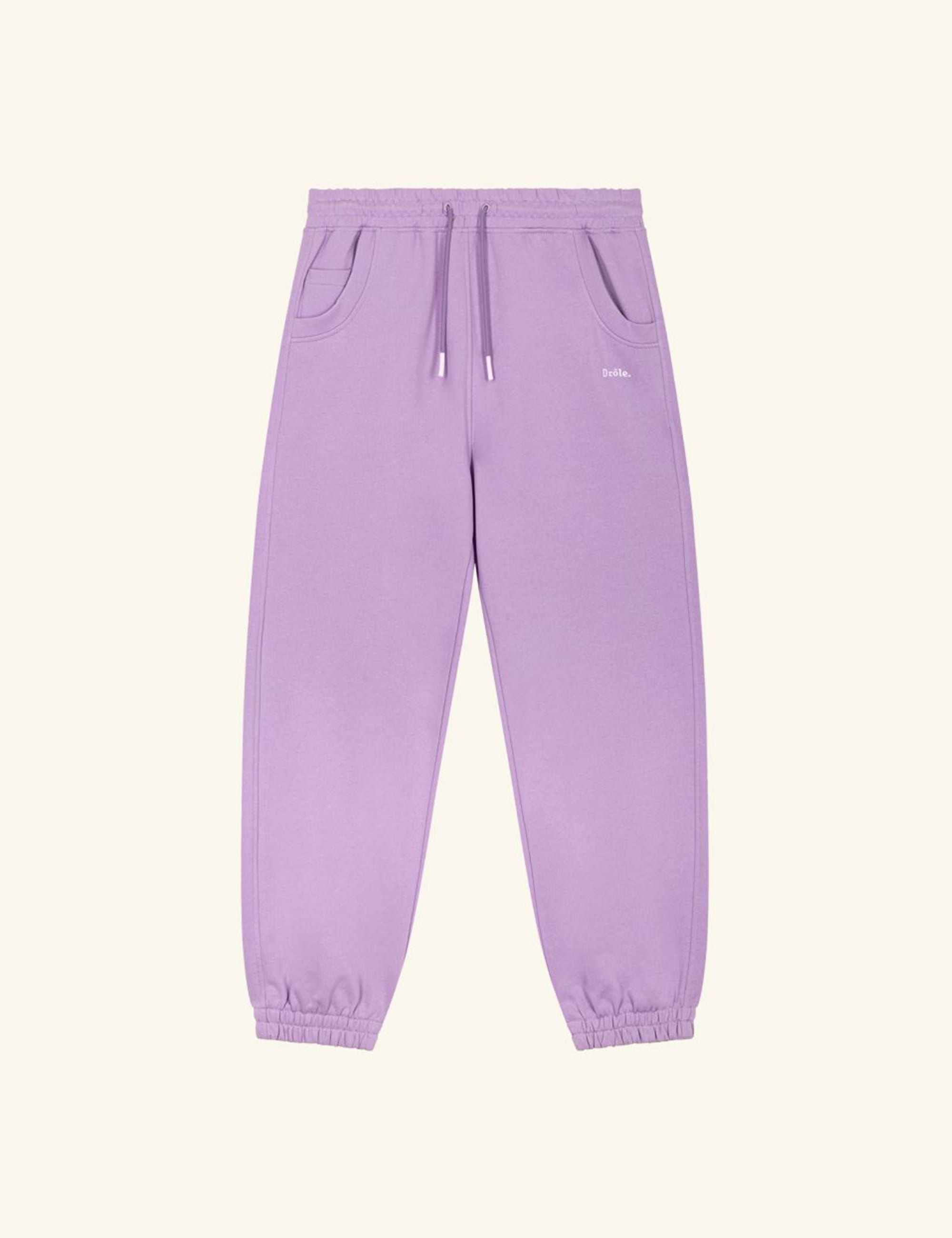 DROLE SWEATPANTS_PURPLE
