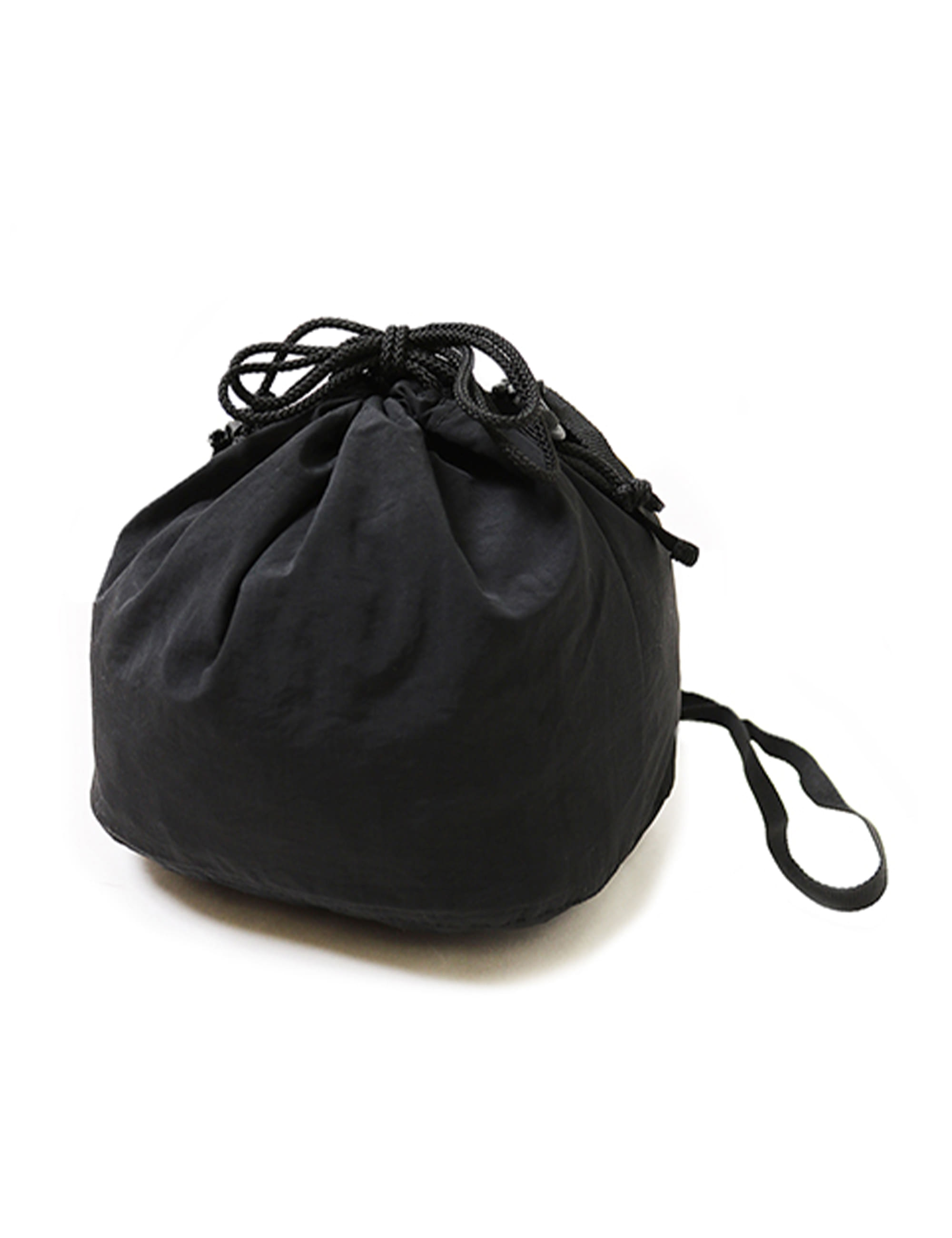 DRAWSTRING POUCH SOLID