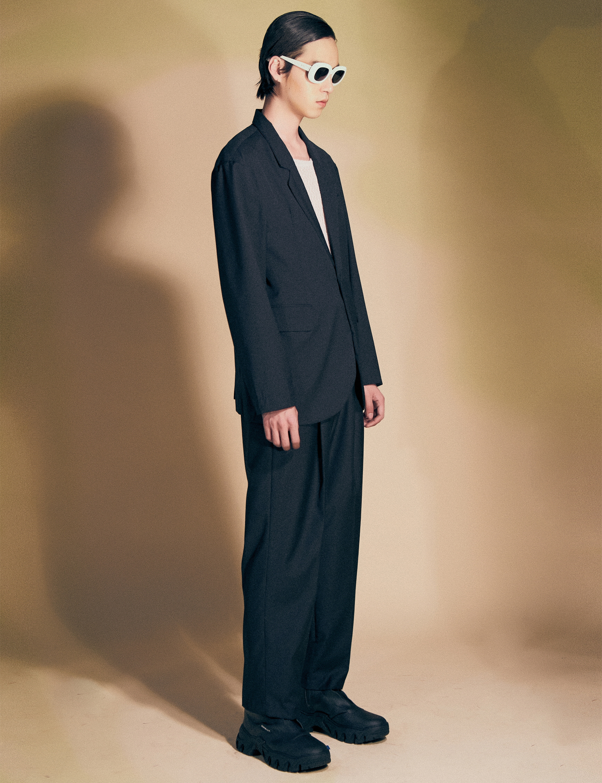 OVERSUIT JACKET_BLACK