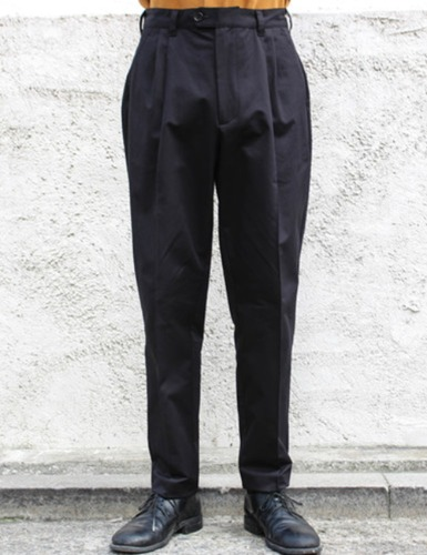 SAEVIO TROUSERS_BLACK